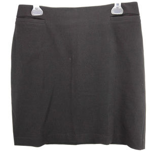The Limited A Line Pencil Skirt with Back Zip